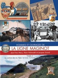 Ligne Maginot, Tome 5 - Hohnadel, Alain; Sicard, Jacques; Mary, Jean-Yves