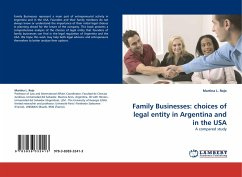 Family Businesses: choices of legal entity in Argentina and in the USA