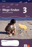 Wege finden. Ethik in der Grundschule. Neuentwicklung. Arbeitsheft - 3. Jahrgangsstufe. Ausgabe für Sachsen