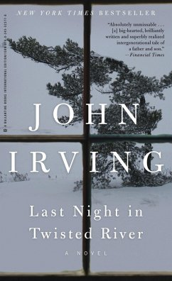 Last Night in Twisted River - Irving, John
