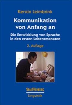 Kommunikation von Anfang an - Leimbrink, Kerstin