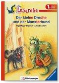 Leserabe 1. Lesestufe. Der kleine Drache und der Monsterhund