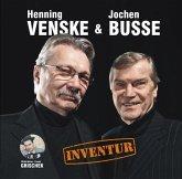 Inventur, 2 Audio-CDs