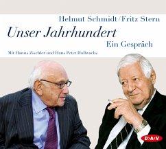 Unser Jahrhundert, 5 Audio-CDs - Schmidt, Helmut;Stern, Fritz