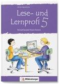 Lese- und Lernprofi 5