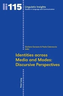 Identities across Media and Modes: Discursive Perspectives