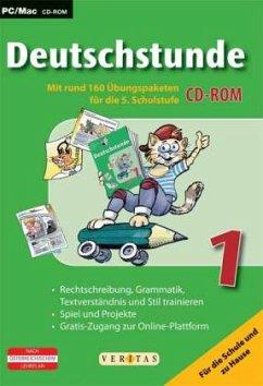 Deutschstunde 1 klasse hs und ahs bungs cd rom mit for Wolfgang pramper