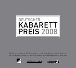 Deutscher Kabarettpreis 2008, 2 Audio-CDs