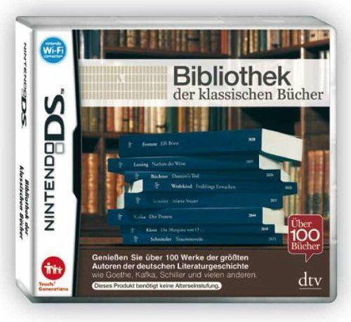 Bibliothek der klassischen Bücher (Nintendo DS)