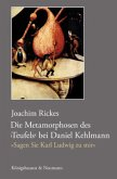 Die Metamorphosen des ,Teufels' bei Daniel Kehlmann -