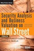 Security Analysis + Web Site,