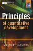 Principles of Quantitative Development [With CDROM]