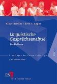Linguistische Gesprächsanalyse
