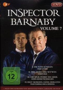 Inspector Barnaby, Vol. 07 (4 DVDs) - Inspector Barnaby