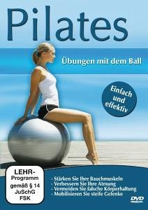 pilates bungen mit dem ball auf dvd portofrei bei b. Black Bedroom Furniture Sets. Home Design Ideas