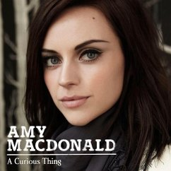 A Curious Thing - Macdonald,Amy
