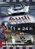 Die Erfolgsgeschichte von Audi in Le Mans