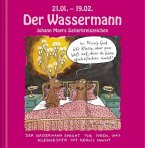 Johann Mayrs Satierkreiszeichen Wassermann