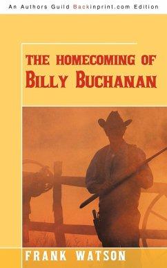 The Homecoming of Billy Buchanan