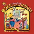 Der Kleine König und die Zahnfee, 1 Audio-CD