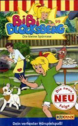 Die kleine Spürnase / Bibi Blocksberg Bd.99 (1 Cassette)