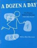 A Dozen A Day Book One