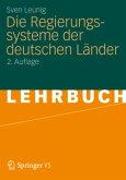 Die Regierungssysteme der deutschen Länder