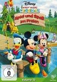 Micky Maus Wunderhaus - Spiel und Spaß im Freien