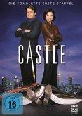Castle - Die komplette erste Staffel (3 Discs)
