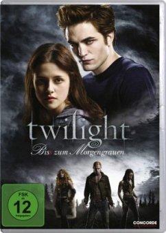 Twilight - Biss zum Morgengrauen (Einzel-DVD) - Pattinson,Robert/Stewart,Kirsten