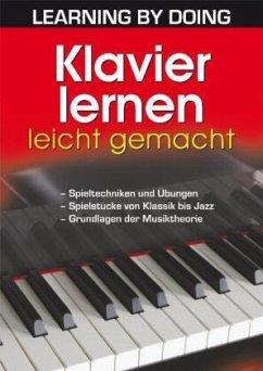 Klavier lernen leicht gemacht - Kraus, Herb