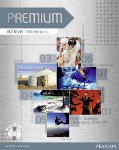 Premium B2 Level Workbook without Key/CD -Rom Pack - Dubicka, Iwona; O'Keeffe, Margaret