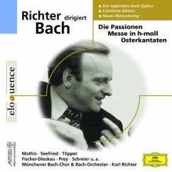 Richter Dirigiert Bach: Die Passionen/+ - Karl Richter