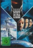 Day Box - Der Tag, an dem die Erde stillstand / Independence Day / The Day After Tomorrow