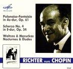 Nocturnes/Etuden/Scherzo Op.54