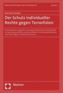 Der Schutz individueller Rechte gegen Terrorlisten