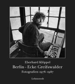 Berlin - Ecke Greifswalder - Klöppel, Eberhard