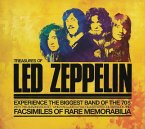 Treasures of Led Zeppelin [With Poster and Memorabilia]