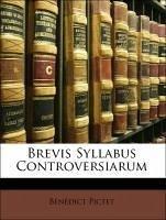 Brevis Syllabus Controversiarum