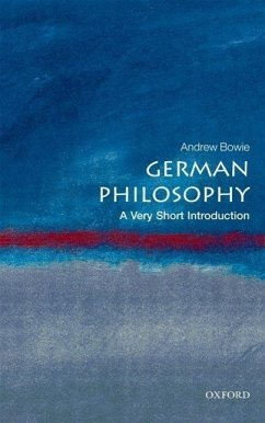 German Philosophy: A Very Short Introduction - Bowie, Andrew