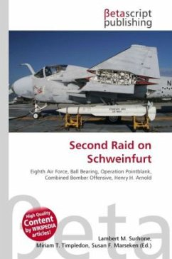 Second Raid on Schweinfurt
