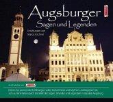 Augsburger Sagen und Legenden, 1 Audio-CD