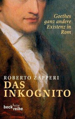 Das Inkognito - Zapperi, Roberto
