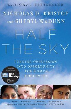 Half the Sky - Kristof, Nicholas D.; WuDunn, Sheryl