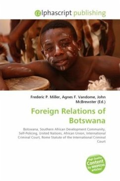 Foreign Relations of Botswana