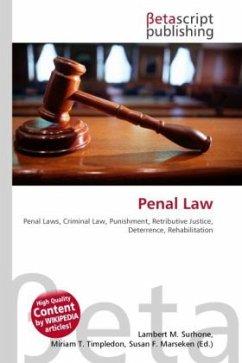 Penal Law