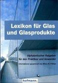 Lexikon für Glas und Glasprodukte