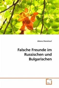 Falsche Freunde im Russischen und Bulgarischen - Obendrauf, Albena