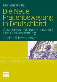 Die Neue Frauenbewegung in Deutschland