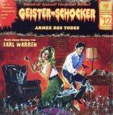 Armee des Todes / Geister-Schocker Bd.12 (1 Audio-CD)